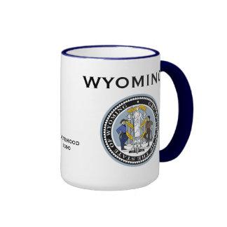 Wyoming* State Seal Mug