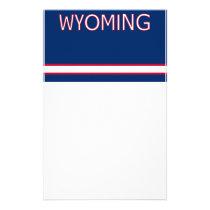 Wyoming Stationery