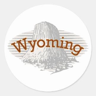 Wyoming Sticker