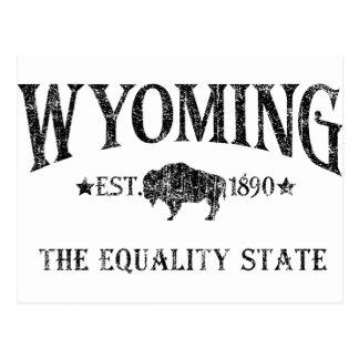 Wyoming Postales