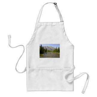 WYOMING - TETONS ADULT APRON