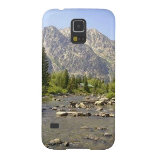 WYOMING - TETONS CASE FOR GALAXY S5