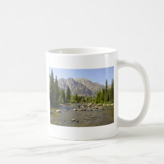 WYOMING - TETONS COFFEE MUG