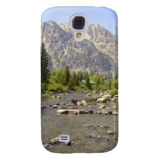 WYOMING - TETONS SAMSUNG GALAXY S4 COVER
