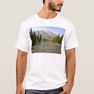 WYOMING - TETONS T-Shirt