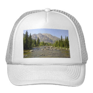 WYOMING - TETONS TRUCKER HAT