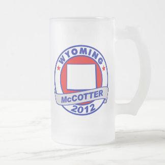 Wyoming Thad McCotter Coffee Mug