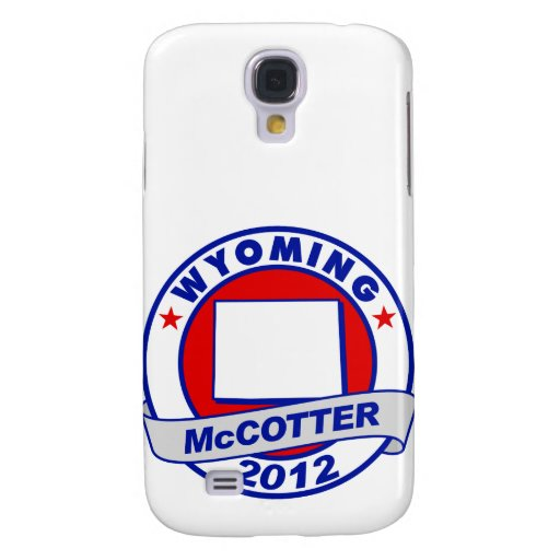 Wyoming Thad McCotter Samsung Galaxy S4 Covers