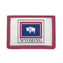 Wyoming Tri-fold Wallet