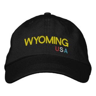 Wyoming* USA Baseball Hat  Wyoming-Kappe