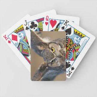 Wyoming, USA Bicycle Playing Cards