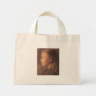 Wyspianski, cabeza de un chica (ninguna fecha) bolsa de mano