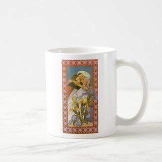 Wyspianski, Caritas (Love), 1904 Coffee Mug