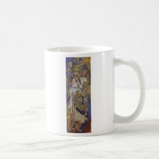 Wyspianski, Caritas (Madonna and Child), 1904 (1) Coffee Mug