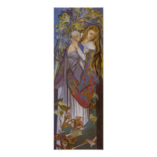 Wyspianski, Caritas (Madonna and Child), 1904 (2) Poster