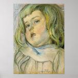 Wyspianski, estudio de un niño, 1901 posters