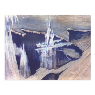 Wyspianski, invierno Theme, 1905 Postales