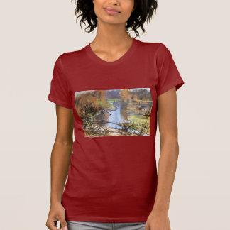 Wyspianski, Landscape above the Ore Mountains 1905 Tee Shirt