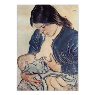 Wyspianski, Maternity, 1902 Poster