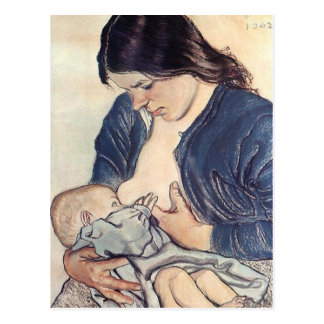 Wyspianski, Maternity, 1902 Tarjetas Postales