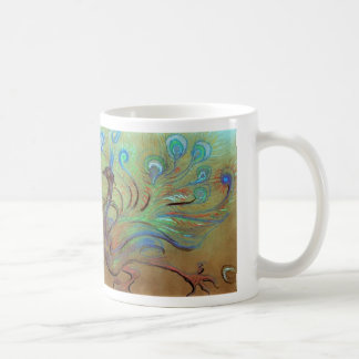 Wyspianski, Peacock, 1897 Coffee Mugs