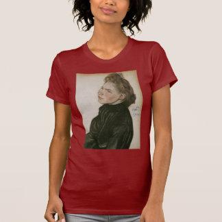Wyspianski, Portrait of Helena Propper-Bornet 1900 Shirts