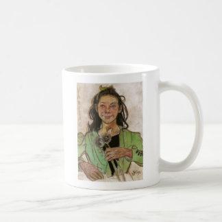 Wyspianski, Vanitas, 1895 Coffee Mug