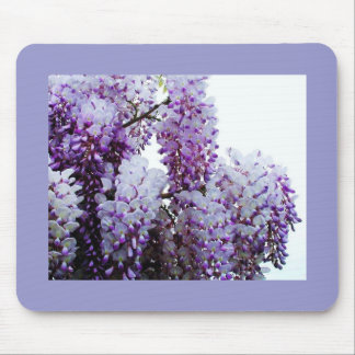 Wysteria Mouse Mat