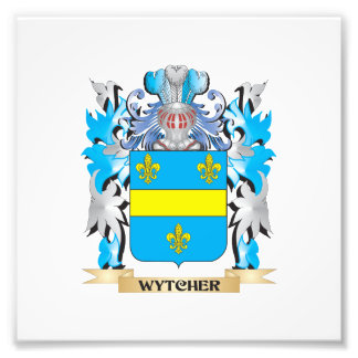 Wytcher Coat of Arms - Family Crest Photo
