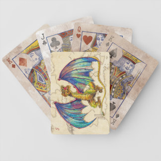 Wyvern Bicycle Playing Cards