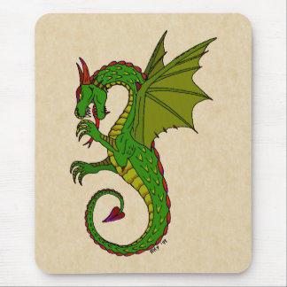 Wyvern Mouse Pad