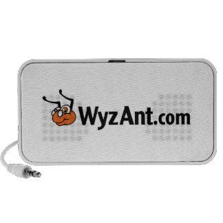 WyzAnt.com Portable Speaker