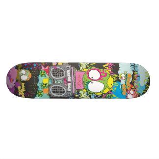 WZRD HAACK Deck Skate Board Deck