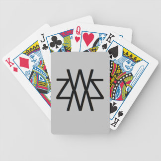 WZSM Cards Bicycle Playing Cards