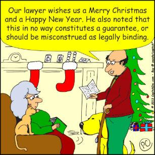 Lawyer Christmas Cards Zazzle