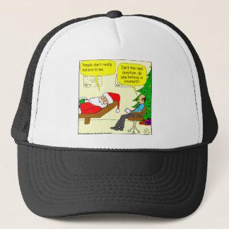 x19 beleive in yourself cartoon trucker hat