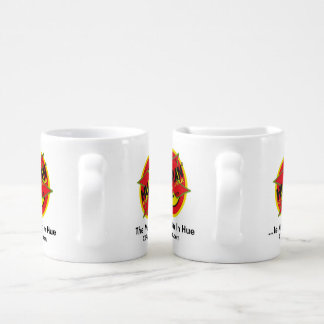 X1 Rated Coffee Mug Set - Color In Hue!