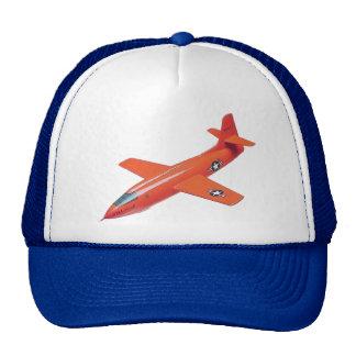 X1 SUPERSONIC SOUND BARRIER TRUCKER HAT