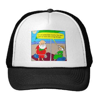 x35 crisp Kringel cartoon Trucker Hat