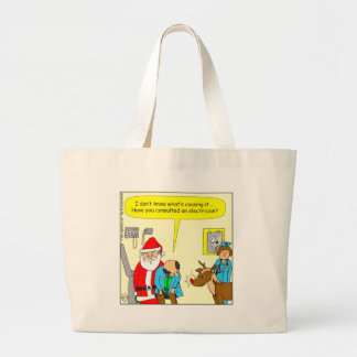 x48 consult an electrician cartoon bags