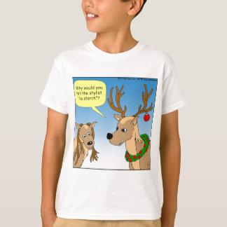x50 no starch deer cartoon T-Shirt