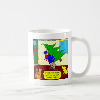 x52 indoor toilet cartoon coffee mug