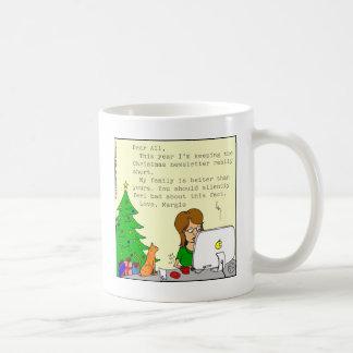 x62 honest family newsletter cartoon coffee mug