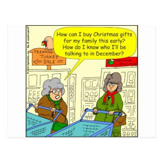 x65 buy christmas cards cartoon
