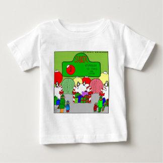 x67 express santa cartoon baby T-Shirt