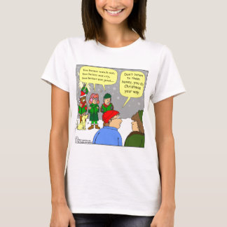 x72 do christmas your way cartoon T-Shirt
