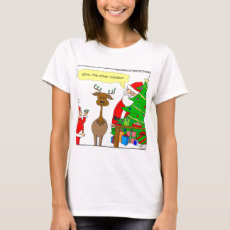 x79 olive the other reindeer cartoon T-Shirt