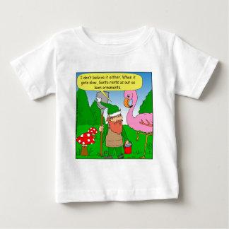x86 elf lawn ornament cartoon baby T-Shirt