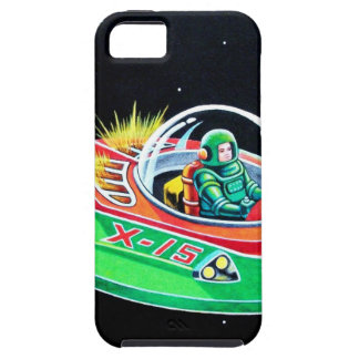 X-15 FLYING SAUCER iPhone SE/5/5s CASE