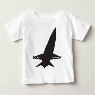 X-15d.png Baby T-Shirt